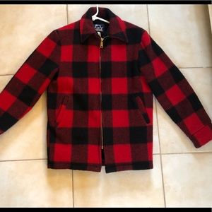 Men's woolrich jacket size small